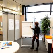 Kommunikationszone, Bürokonzept